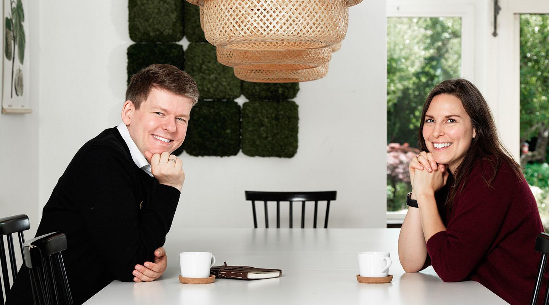 Jan och Caroline Bolmeson