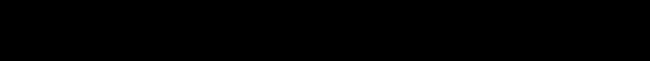 Formel för en förenklad Sharpekvot innan vi löser ut maxförlusten