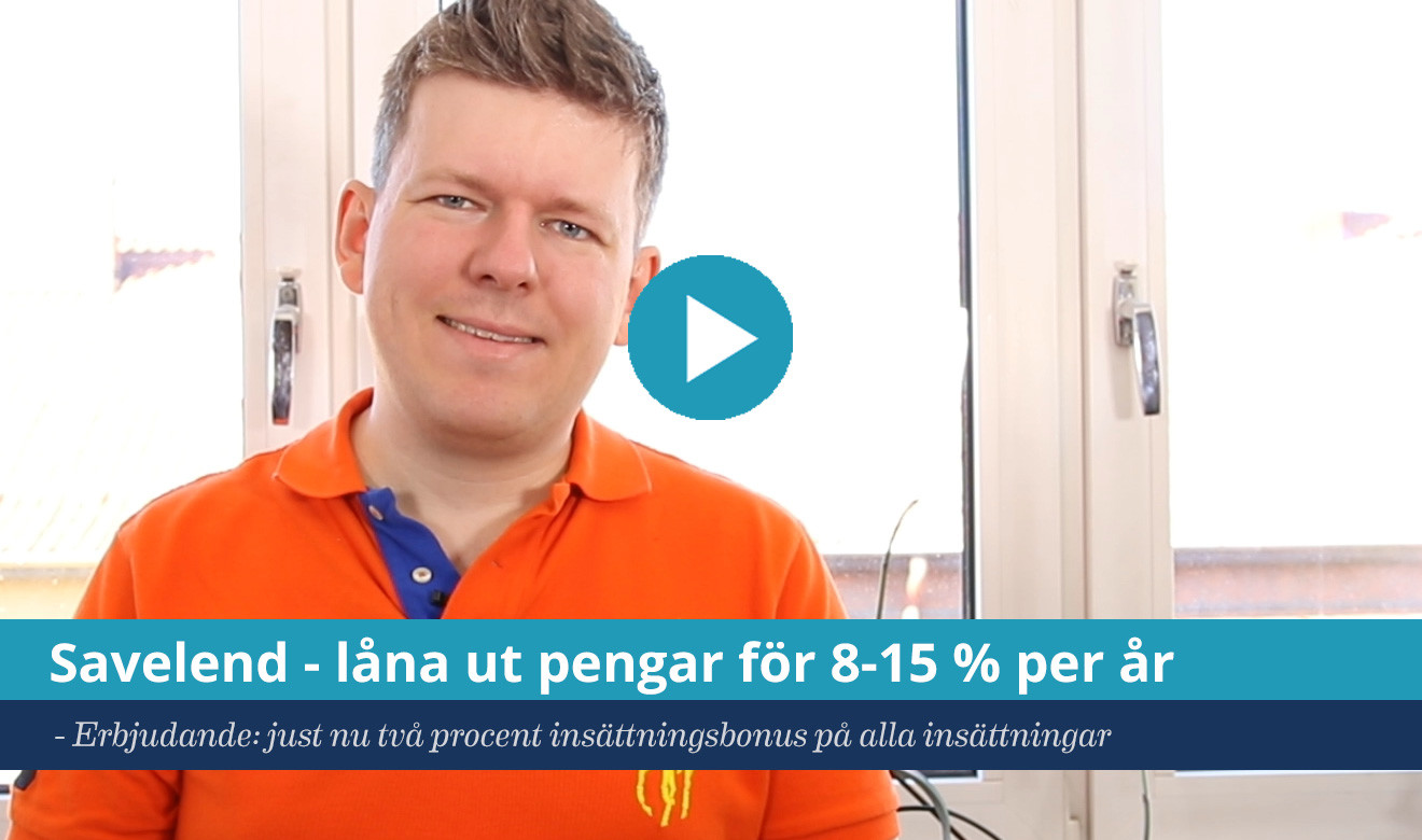 LÅNA PENGAR AV PRIVATPERSONER